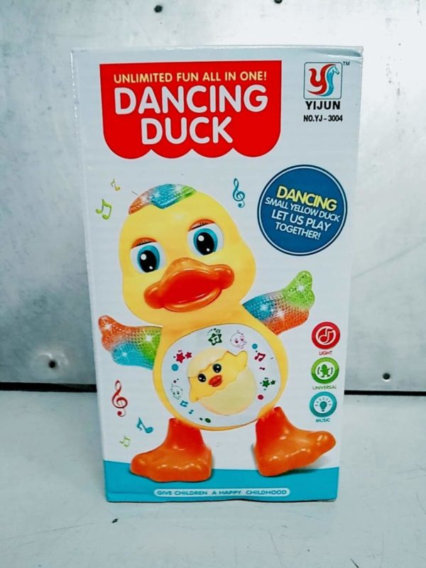 Dancing Duck with Music Flashing Lights1
