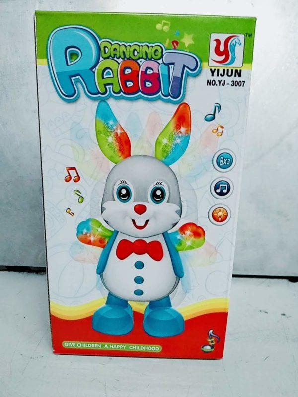 Dancing Rabbit with Music Flashing Lights1