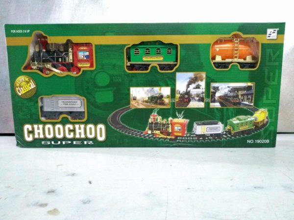 chhoo chhoo super train toy