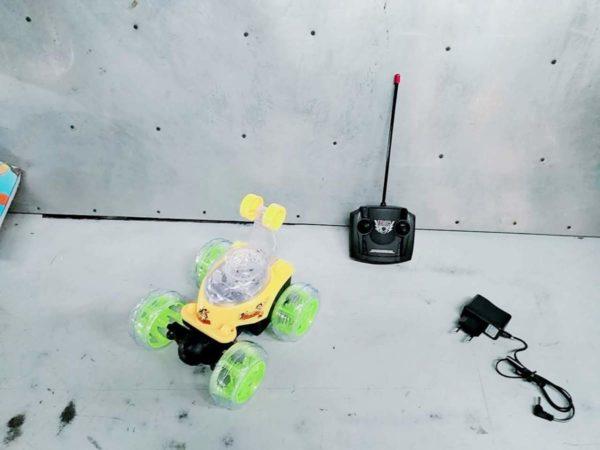 chhota bheem rechargeable remote control stunt car2