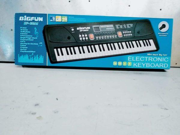 electronic keyboard BIGFUN BF- 630A1 61 keys piano1