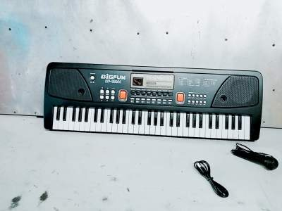 electronic keyboard BIGFUN BF- 630A1 61 keys piano2