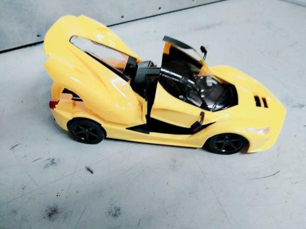 remote control xlf sports car