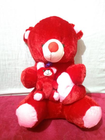 baby-mom-teddy-bear-with-heart
