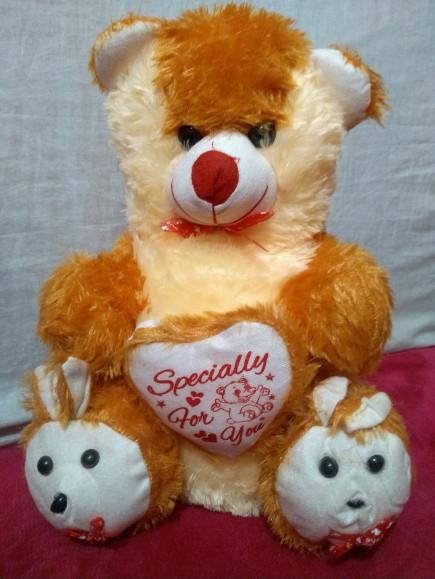 creamy-brown-teddy-bear