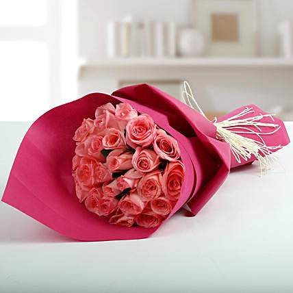 cute-pink-roses-bunch