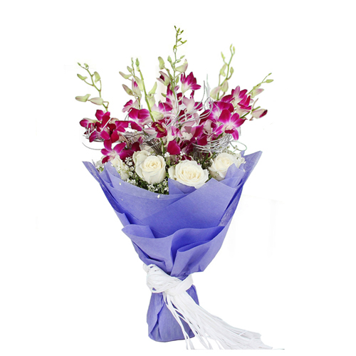 orchids-roses-bunch
