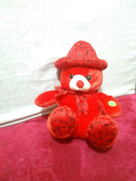 red-musical-teddy-with-cap